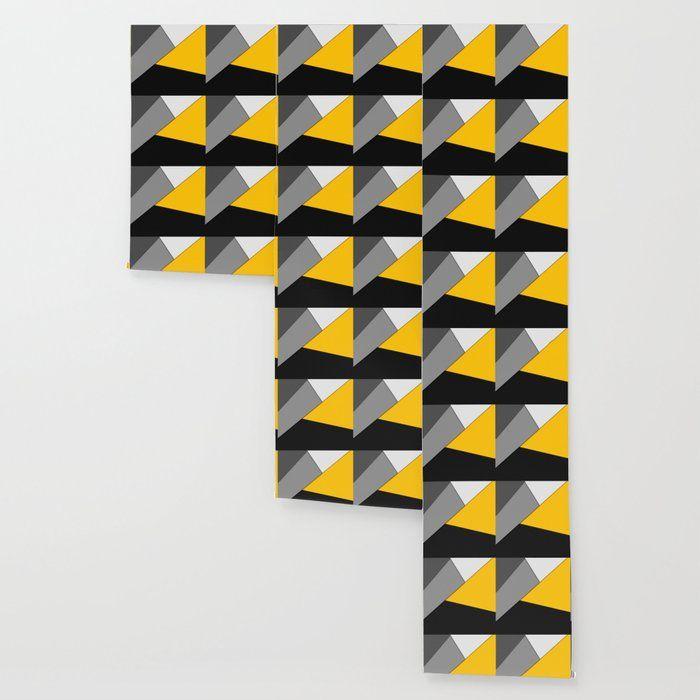 Pin By Charlene Quaresma On Master Bedroom Ideas Geometric Removable Wallpaper Geometric Wallpaper Pattern Wallpaper