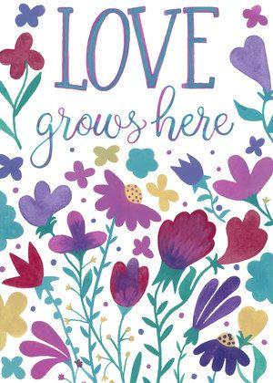 Randi Zafman/Love Grows Here represented by Liz Sanders Agency