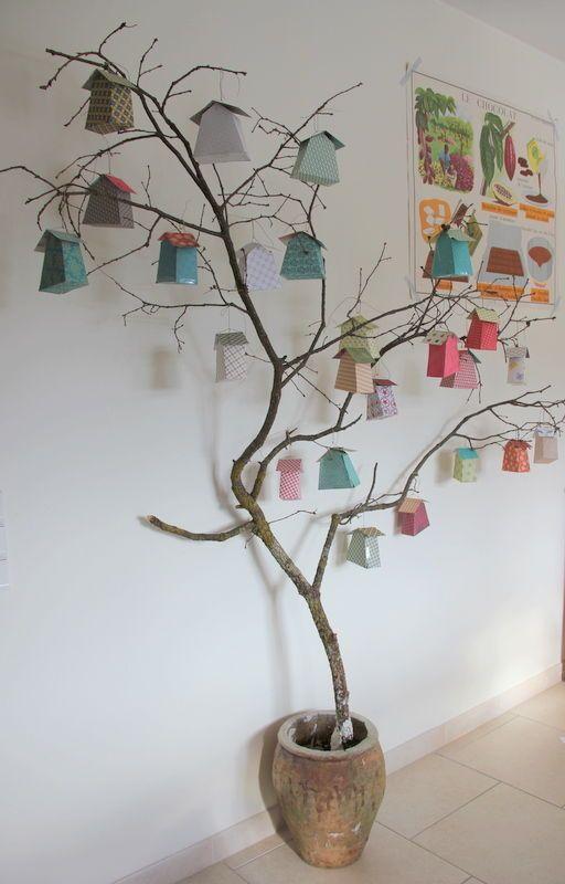 l'arbre de l 'avent - fée moi des guilis