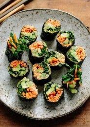 Sushi Vegetariano 01