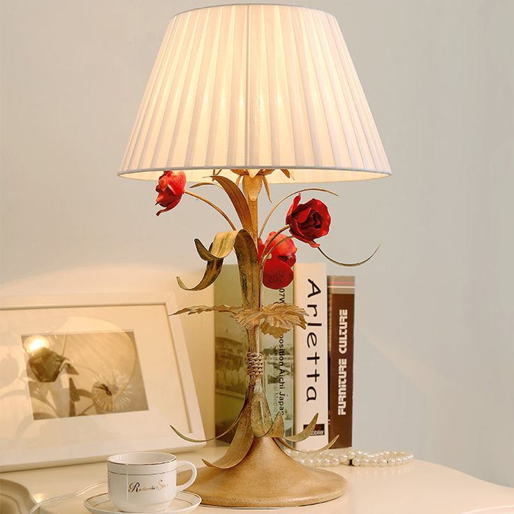 Country style table lamp creative wedding bedroom bedside lamp warm decor  retro table lamps, wrought - Best 20+ Retro Table Lamps Ideas On Pinterest Midcentury Lamp