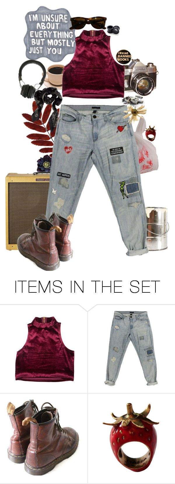 """""""confusion"""" by causingpanicatthetheater on Polyvore featuring art"""