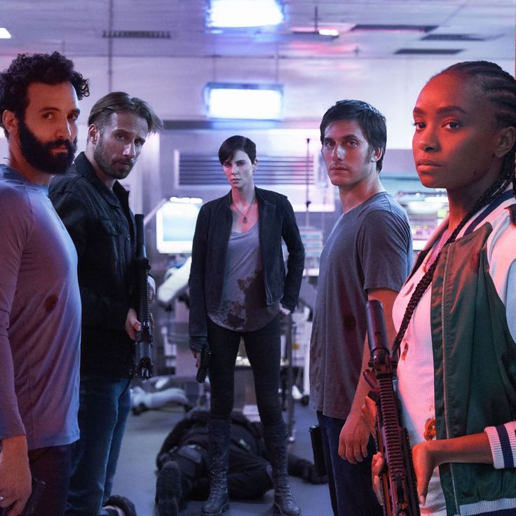Netflix's The Old Guard Is Breathtaking in 2021   Best ...