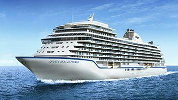 Seven Seas Explorer Inaugural Season - Regent Seven Seas Luxury Cruises - #travel