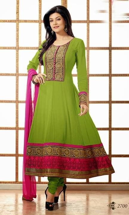 This is the image gallery of Sushmita Sen Anarkali Frocks Dresses 2014 for Girls. You are currently viewing Sushmita Sen Anarkali Frocks 2014 for Girls (15). All other images from this gallery are given below. Give your comments in comments section about this. Also share stylespoint.com with your friends.  #anarkalifrocks, #indiandresses, #anarkalisuits, #sushmitasen