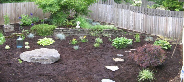 17 best ideas about low maintenance yard on pinterest for No maintenance yard ideas