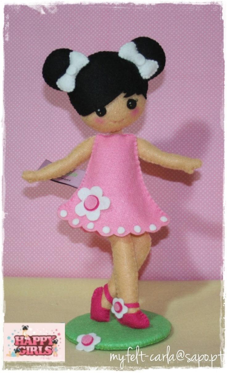 muñeca linda