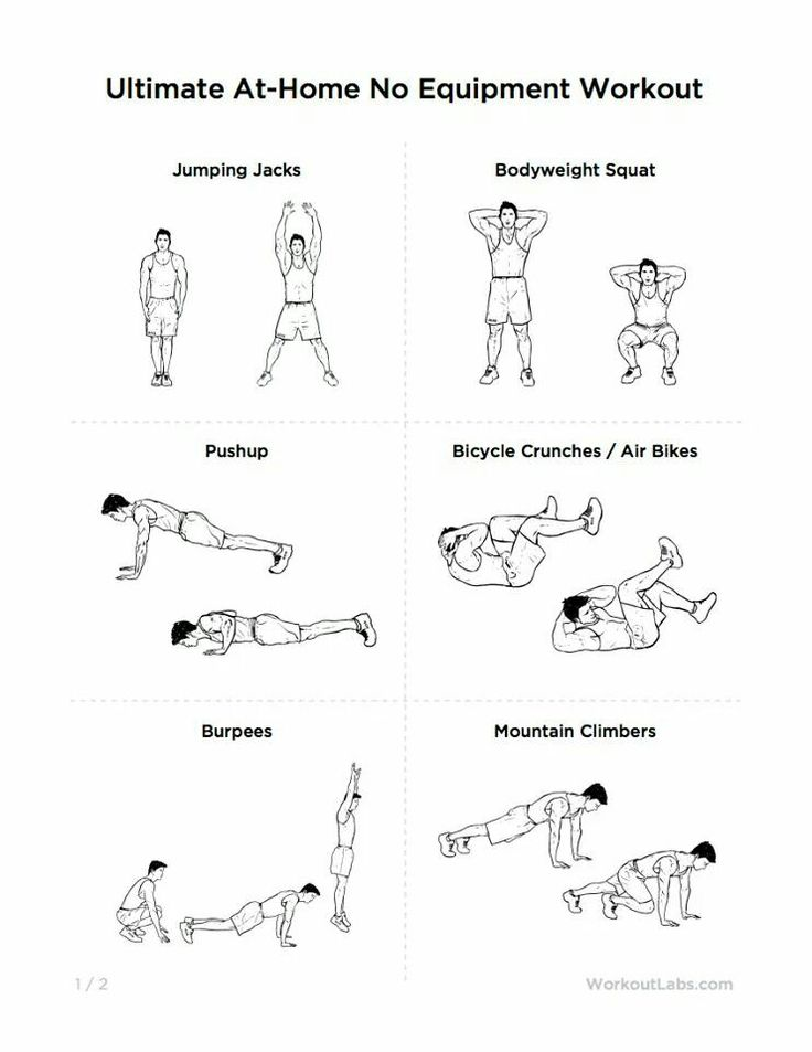 135 best fitness images on pinterest exercise, health fitness Body Transformation Workout Plan At Home ultimate at home no equipment workout routine for men & women printable workouts body transformation workout plan at home