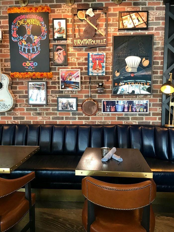 Lamplight Lounge Review Pixar Pier Disney California - coco cafe roblox