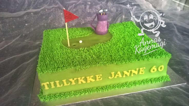Gluten free chocolate cake, for a soon to be golfer.