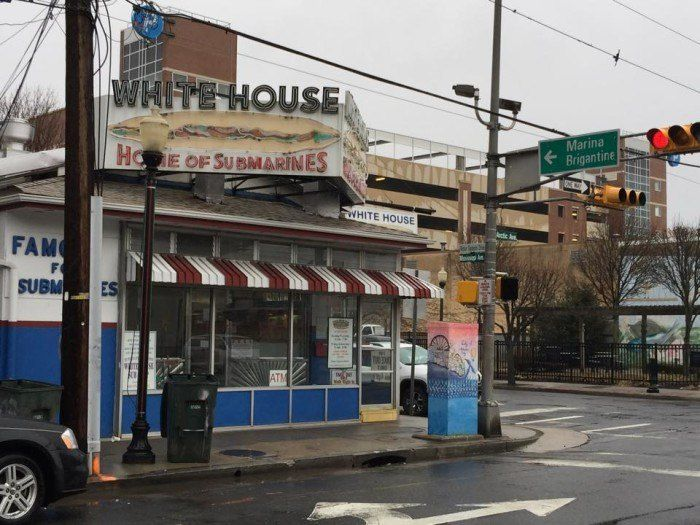11 White House Sub Shop Atlantic City In 2020 New Jersey Cool Restaurant Unique Restaurants