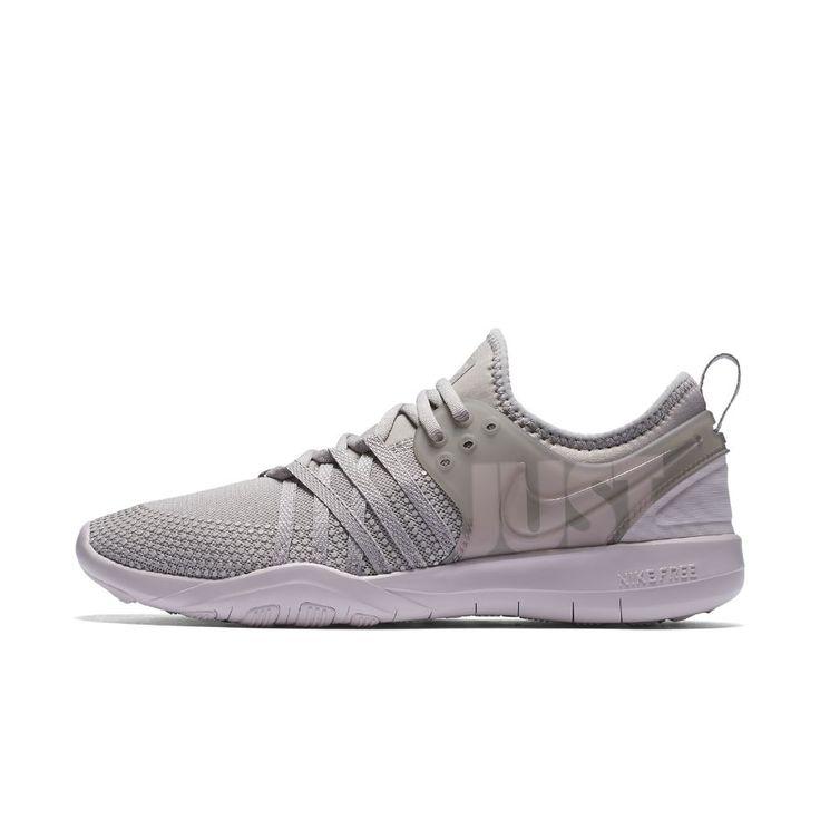 Nike Free Trainer 7 Premium Women's Training Shoe Size 11.5 (Cream)