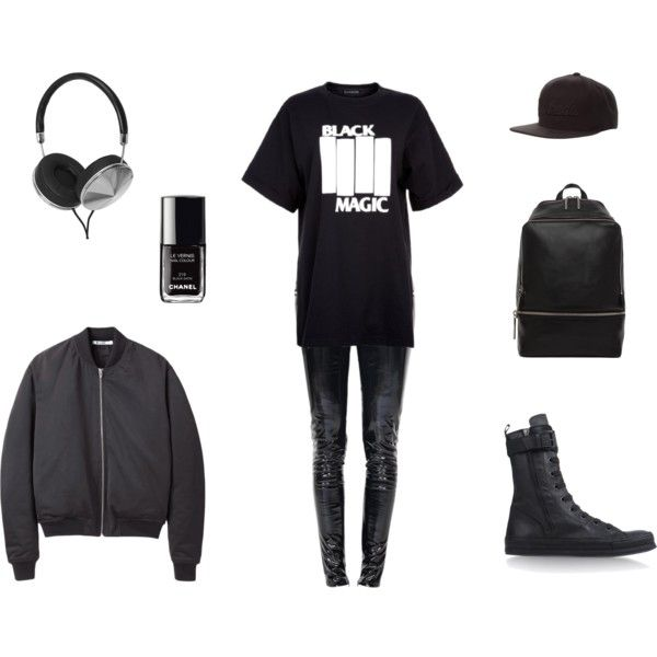 """""""Black Magic"""" by black-blessed on Polyvore"""