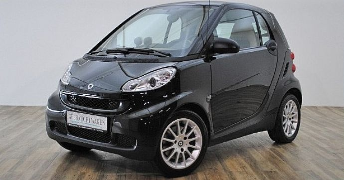 smart fortwo passion zum Superpreis