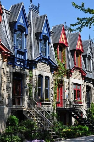 Montreal, Quebec, Canada  OH How I Miss you !!!!!