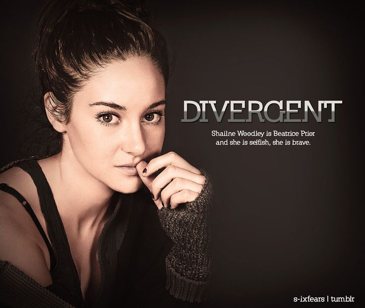 Are The Characters In Divergent Hookup