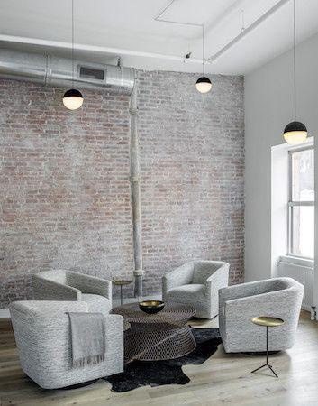 Industrial tribeca loft designed for entertaining decor aid