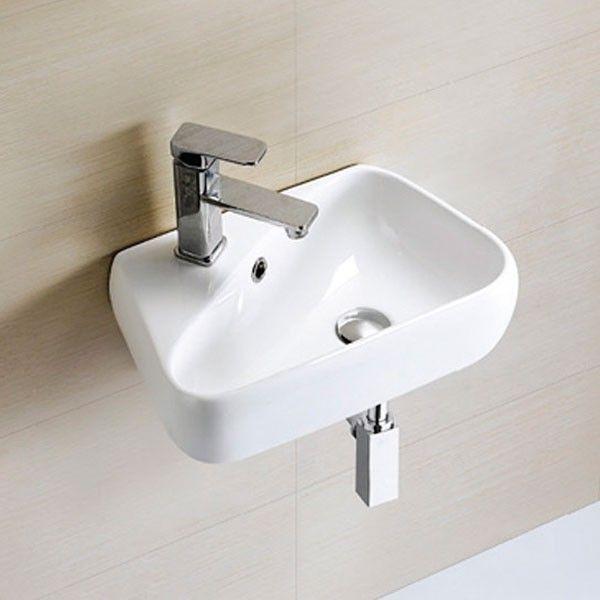 49 95 Eton Right Hand Wall Mounted Basin. Best 25  Wall mounted basins ideas on Pinterest   Bathroom wall
