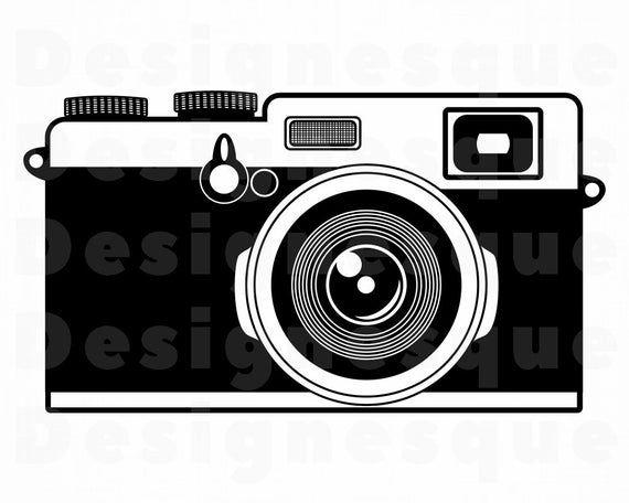 Retro Camera 2 Svg Vintage Camera Svg Camera Svg Camera Etsy In 2020 Retro Camera Vintage Polaroid Camera Camera Drawing