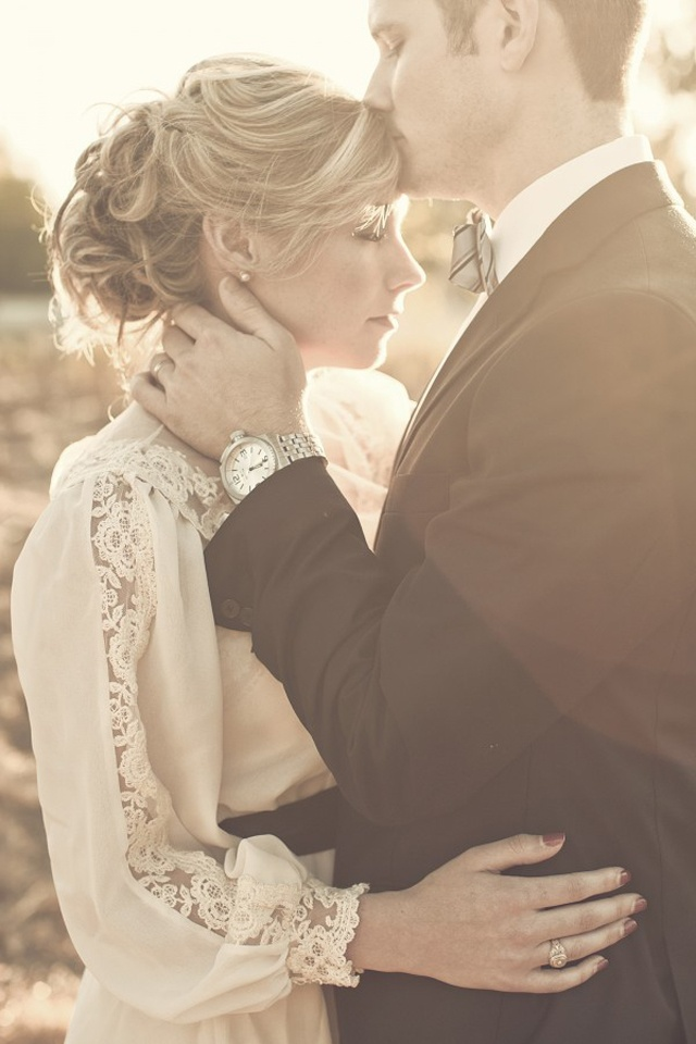 sweet couple #couple #wedding