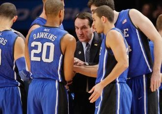 My boys and I love Duke Basketball