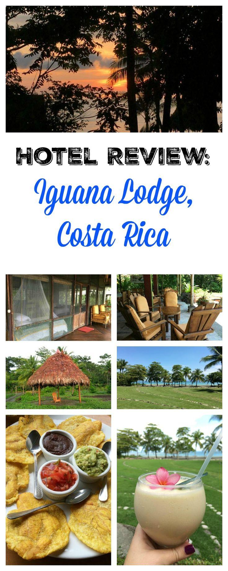 Hotel Review: Iguana Lodge, Osa Peninsula, Costa Rica - Traveling Mom