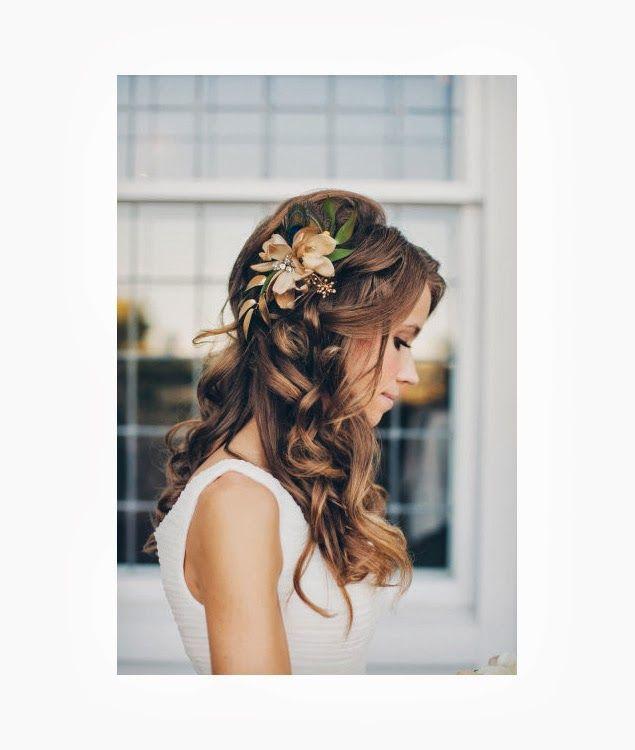 Trendy Wedding, blog ideas and inspirations ♥ Wedding French Wedding Blog: hairstyle