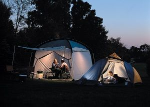 EXPERT RECOMMENDATIONS OF THE BEST CAMPING GENERATORS Today you don't have to leave power behind when you hit the road. Camping generators mean you can power up things like microwave, television, laptop, toaster, coffee maker and even the air conditioner in your Motorhome. Check out the best available here.