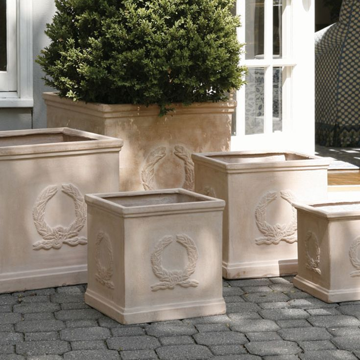 These Casually Elegant #planters From The Napa Home U0026 Garden Collection Are  Perfect Patio Accents