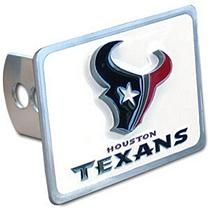 NFL Houston Texans Hitch Cover