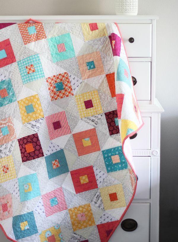 2209 best everything quilts images on Pinterest | Children's ... : modern kids quilts - Adamdwight.com