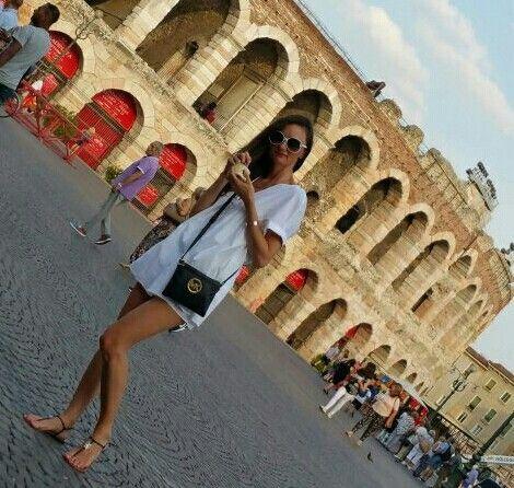 Verona, Italy, Fashion Summer
