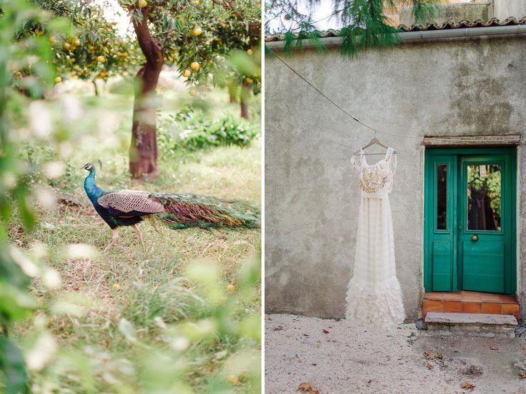 ROMANTIC RUSTIC WEDDING INSPIRATION  Sotiris