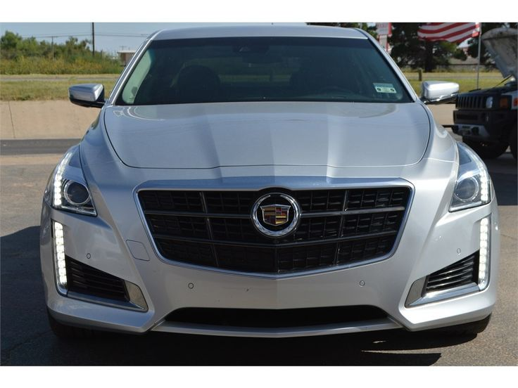 2014 Cadillac Cts Sedan Vsport Rwd At Direct Autoplex In