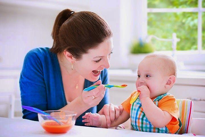 Makanan Bayi Untuk Diusia 6 Bulan Pertama