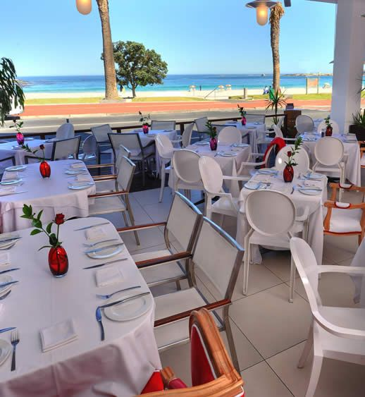 The Kove Restaurant, Camps Bay Cape Town