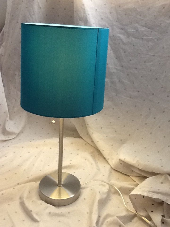 1000 ideas about teal lamp on pinterest teal lamp shade. Black Bedroom Furniture Sets. Home Design Ideas