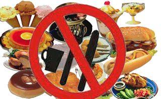 4 Pantangan Makanan Untuk Ibu Hamil