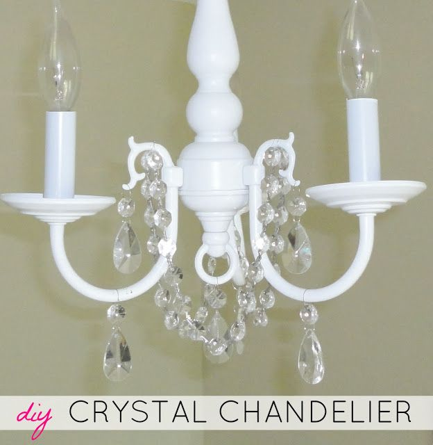 How To Update Brass Chandeliers With Spray Paint