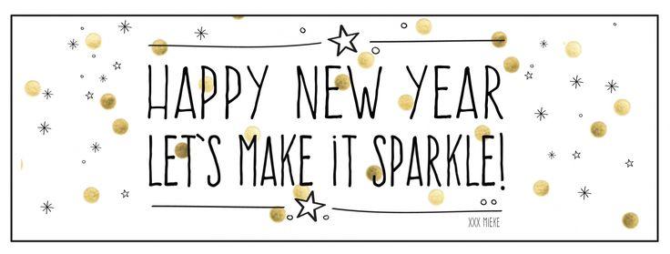 Happy 2016! Let's make it sparkle