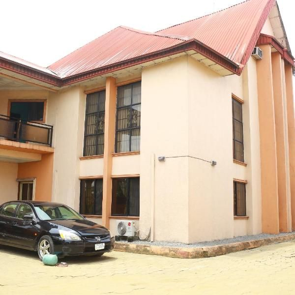 Samaritan Hotel Samaritan Hotel Is Situated In Port Harcourt And Features A Bar Boasting A 24 Hour Front Desk This Property Hotel Accommodation Outdoor Decor