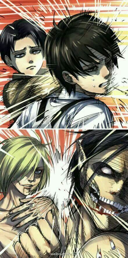 Poor Eren lol