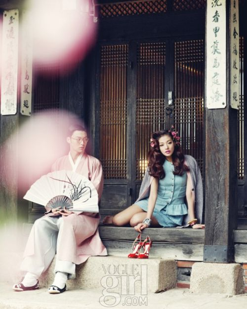 Design by Hanbok Lynn & Traditional Korean Custom Kim Young Seok 한복린 & 전통한복 김영석