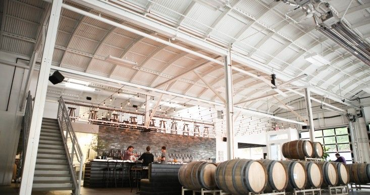 urban winery | Coopers Hall, Portland