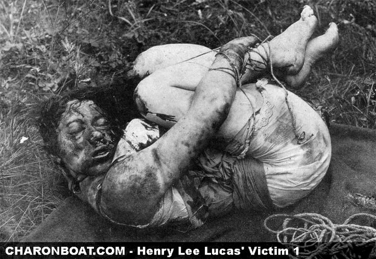 serial killer henry lee lucas Henry lee lucas spent a lifetime trying to cover his bloody tracks now the most prolific serial killer in the nation`s history is helping lawmen uncover his twisted path of murder that will likely.