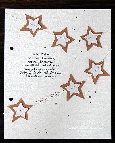 Wär auch ´ne schöne Weihnachtskarte !!