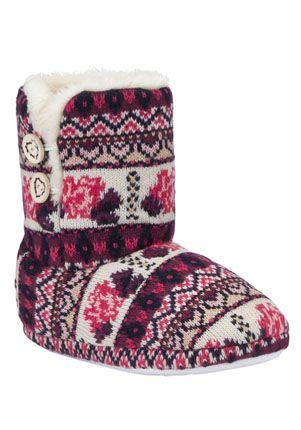 21 best Winter slipper images on Pinterest | Shoe, Slippers and ...