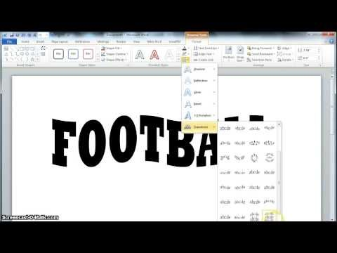 Word Art to SVG for Cricut Design Space - YouTube