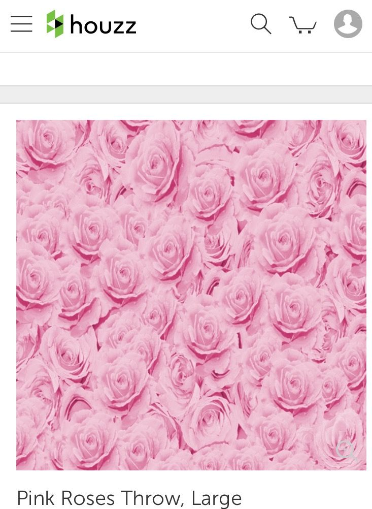 http://www.houzz.com/photos/37083770/Pink-Roses-Throw-Large-eclectic-dog-supplies