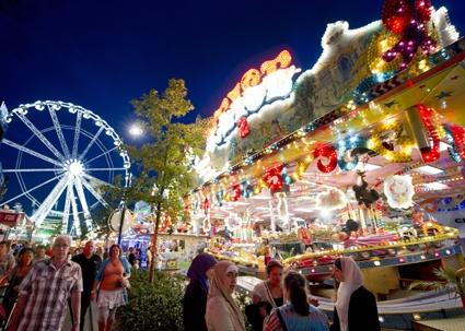 Tilburg kermis / Tilburg fair